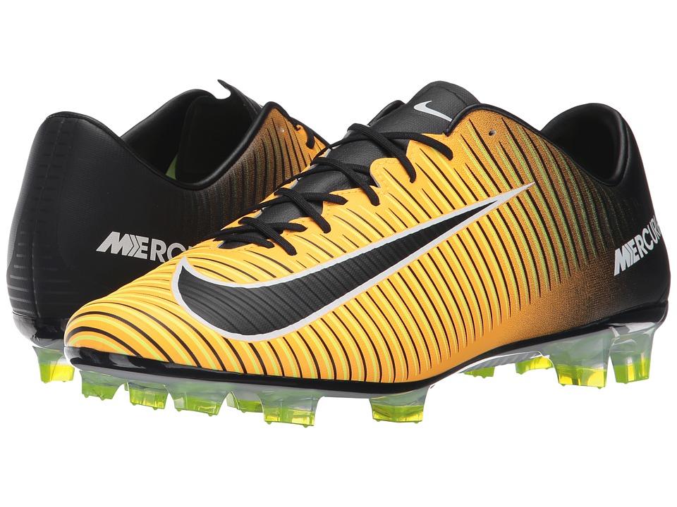 Nike Mercurial Veloce III FG (Laser Orange/Black/White/Volt) Men