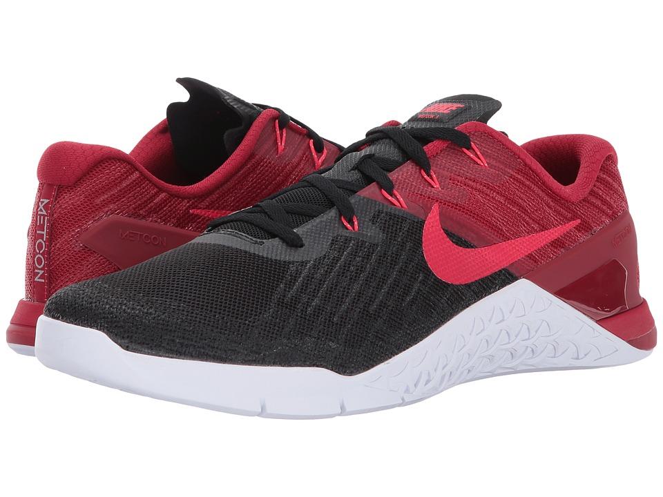 Nike Metcon 3 (Black/Siren Red/Team Red/White) Men