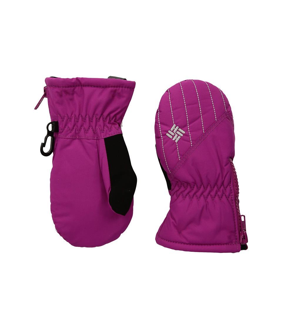 Columbia Chippewatm III Mitten (Toddler) (Deep Blush) Snowboard Gloves
