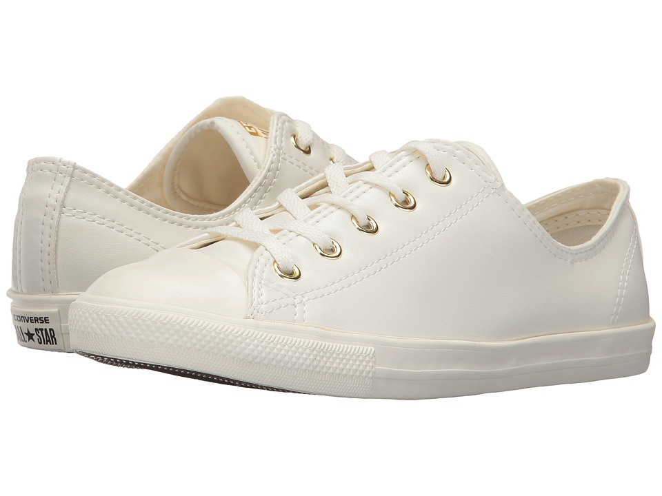 Converse Chuck Taylor All Star Dainty Ox Craft SL (Egret/Gold/Egret) Women