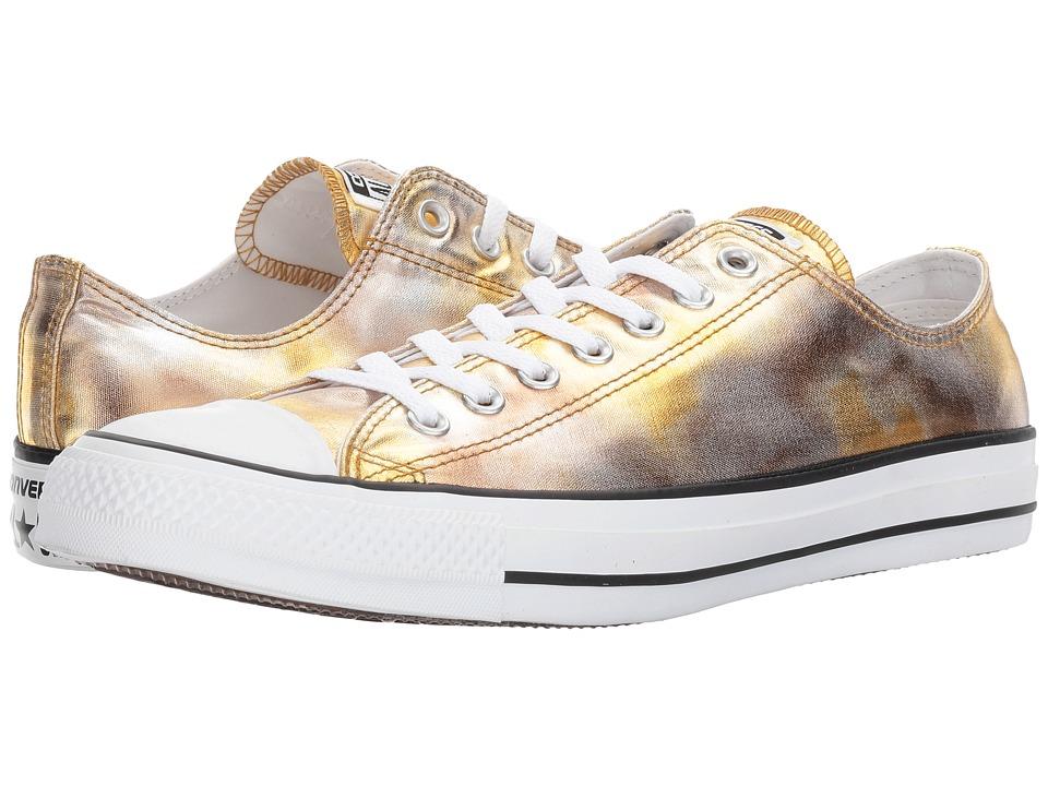 Converse Chuck Taylor All Star Washed Metallic Canvas - O...