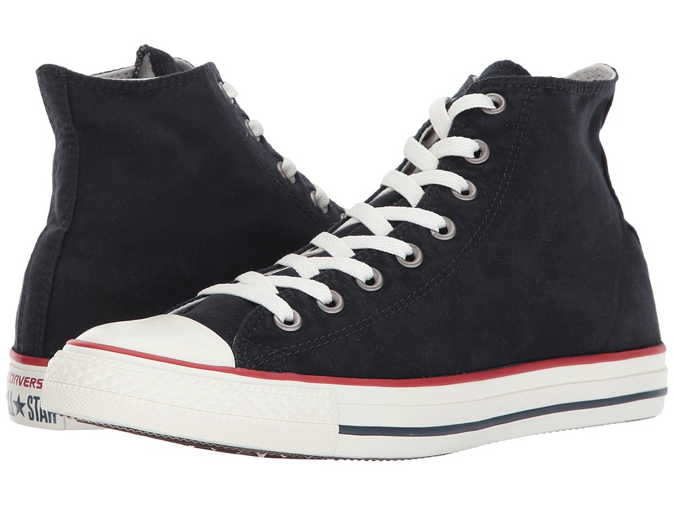 Converse Chuck Taylor All Star Ombre Wash Hi (Black/Garnet/White) Lace up casual Shoes