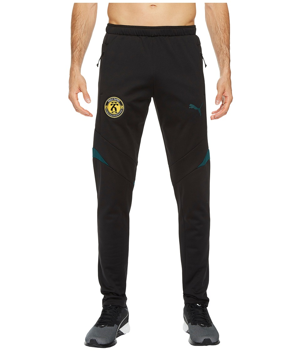 PUMA Daily Paper Pants (Puma Black) Men