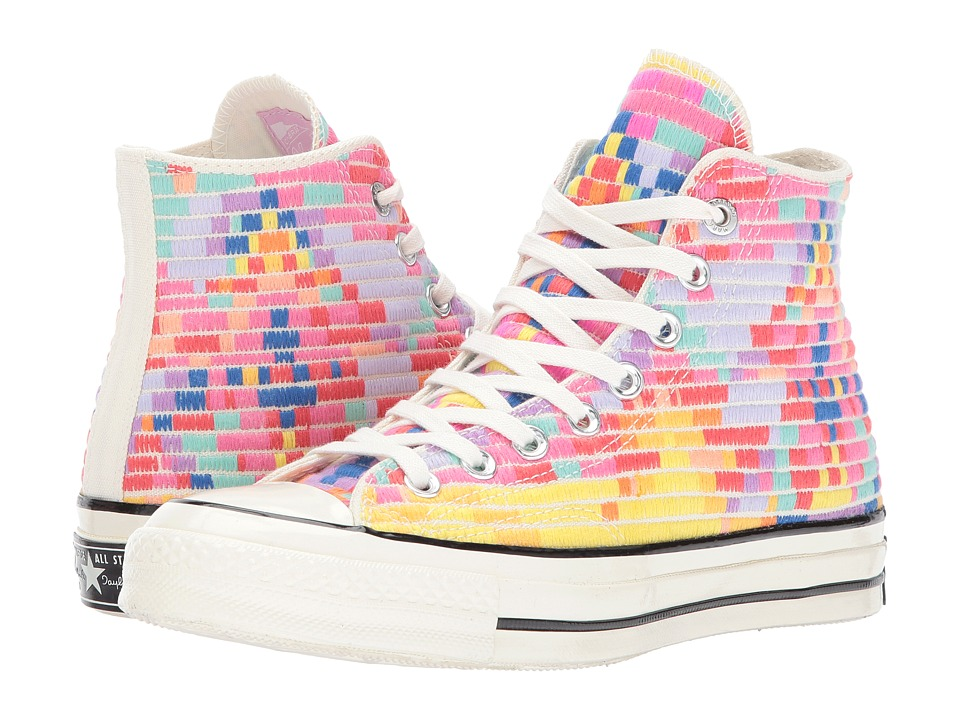 Converse Chuck Taylor All Star 70 Hi (Purple/Pink/Egret) Lace up casual Shoes