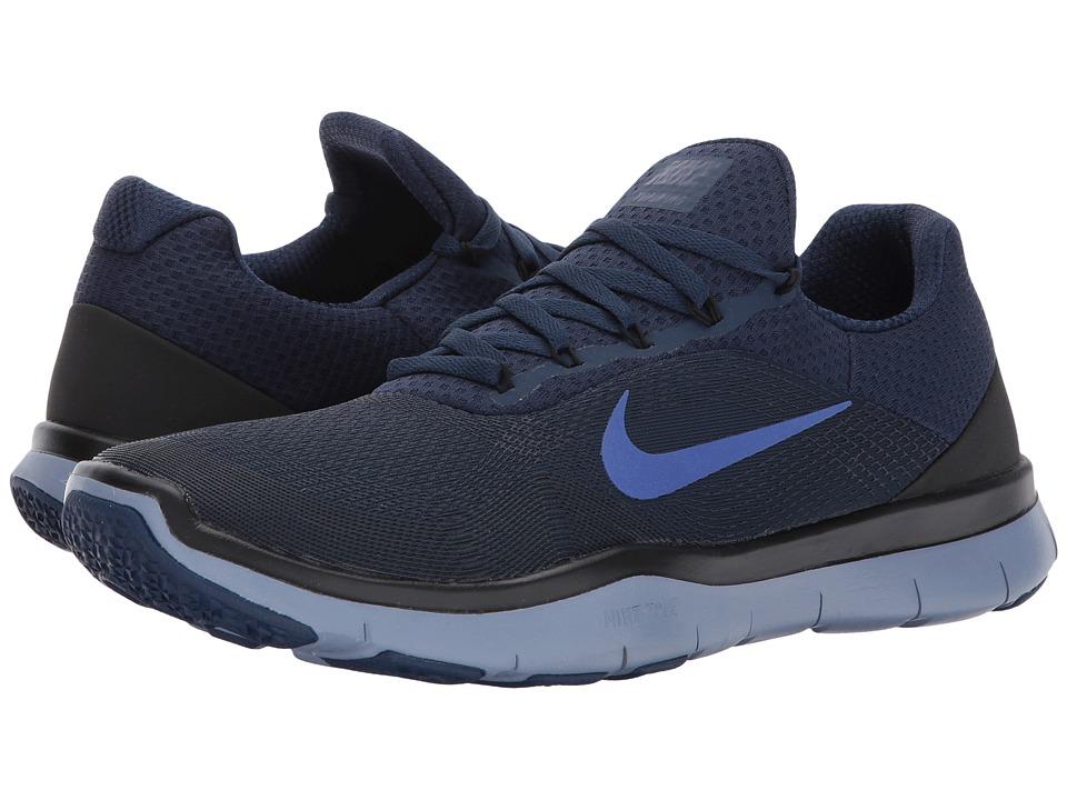 Nike Free Trainer v7 (College Navy/Deep Royal Blue) Men
