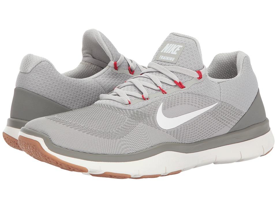 Nike Free Trainer v7 (Pale Grey/Ivory/Dark Stucco) Men