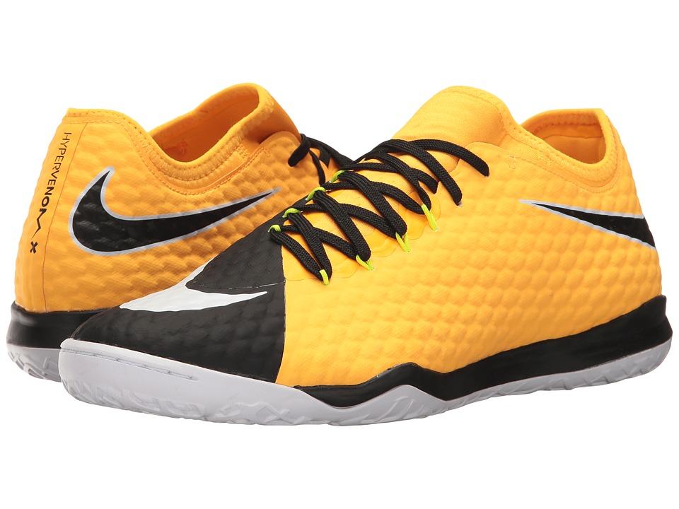 Nike HypervenomX Finale II IC (Laser Orange/White/Black/Volt) Men