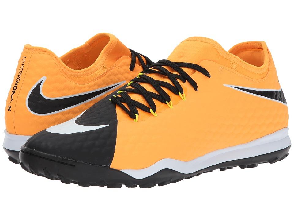 Nike HypervenomX Finale II TF (Laser Orange/White/Black/Volt) Men