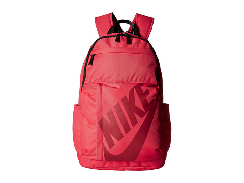 Nike Sportswear Elemental Backpack - Light Fusion Red/Black/Tough Red