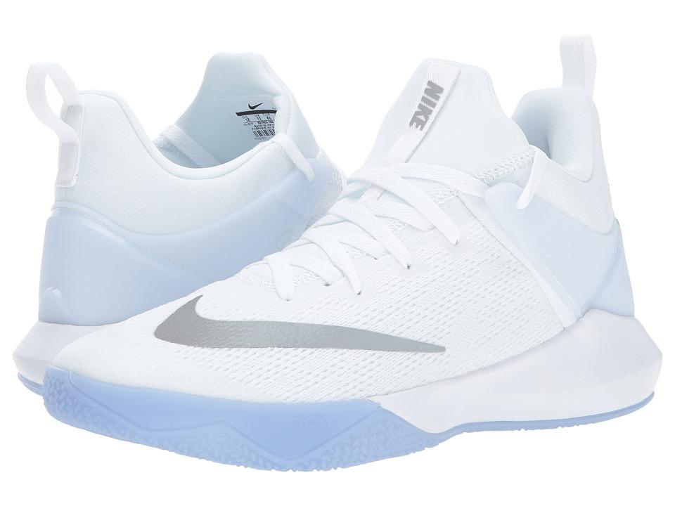 Nike Zoom Shift (White/Reflect Silver) Men