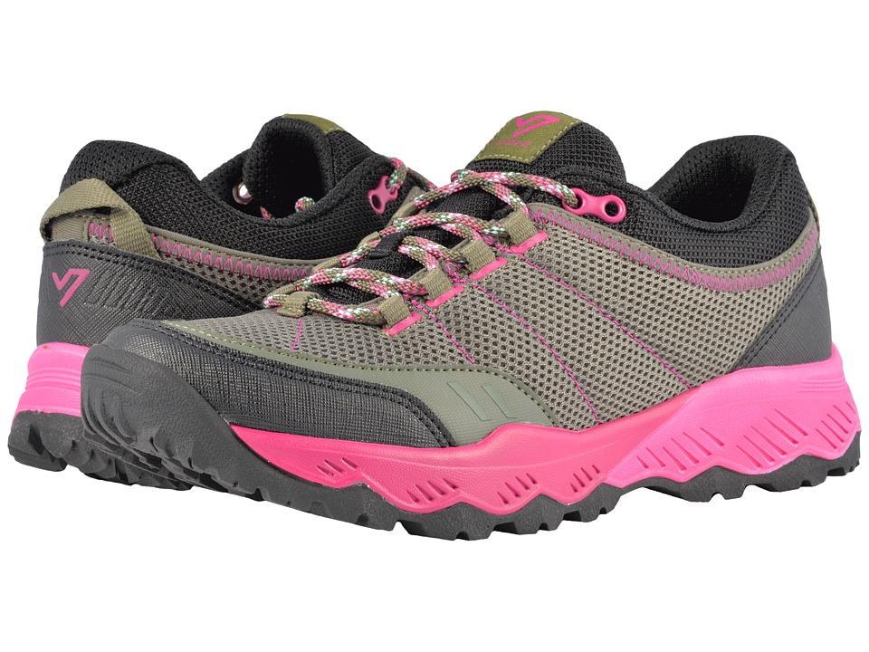 VIONIC McKinley Trail Walker (Olive/Pink) Women