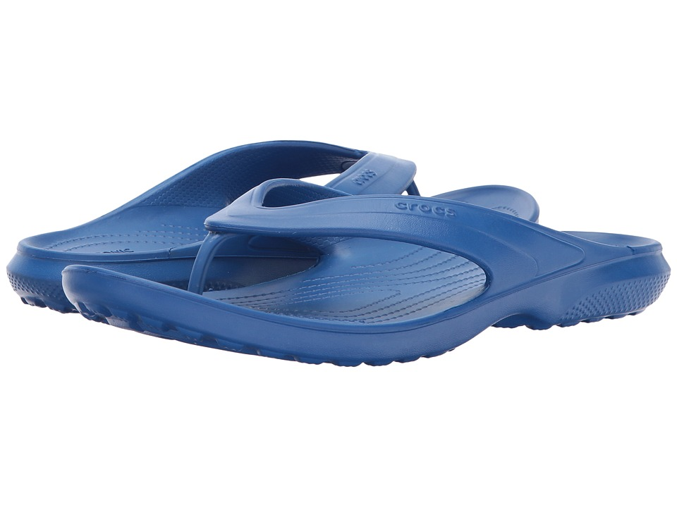 Crocs Classic Flip (Blue Jean) Slide Shoes