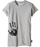 Nununu - Hand Print Raw T-Shirt (Little Kids/Big Kids)