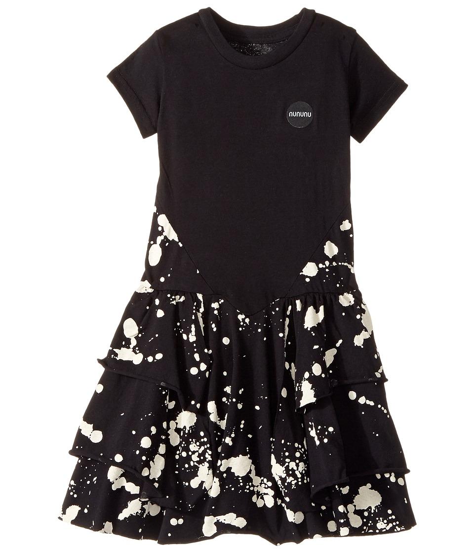 Nununu - Splash Layered Dress