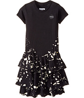 Nununu - Splash Layered Dress (Little Kids)