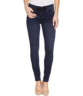 Blank NYC - Lace Up Dark Denim Skinny in Swing Away