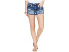 Denim Cut Off Shorts in Box Fresh