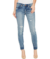 Blank NYC - Denim Distressed Crop Skinny in Box Fresh
