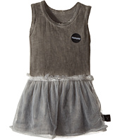 Nununu - Dyed Tulle All-In-One Skirt Dress (Infant)