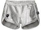 Nununu - Silver Gym Shorts (Little Kids)