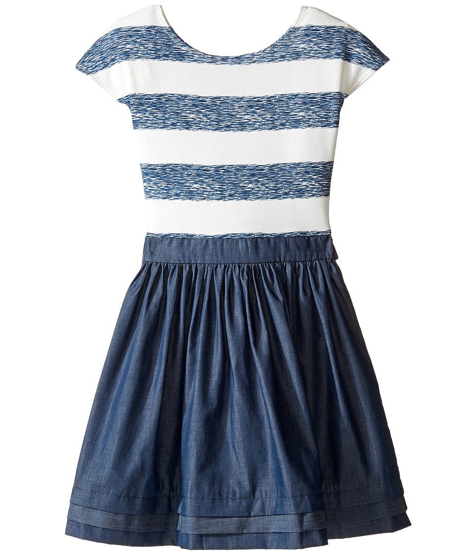 fiveloaves twofish - Stripe Abbie Dress
