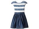 fiveloaves twofish Stripe Abbie Dress (Little Kids/Big Kids)