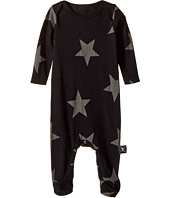 Nununu - Star Overall Footie (Infant)