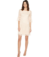 Vince Camuto - Lace Shift Dress with Bell Sleeves