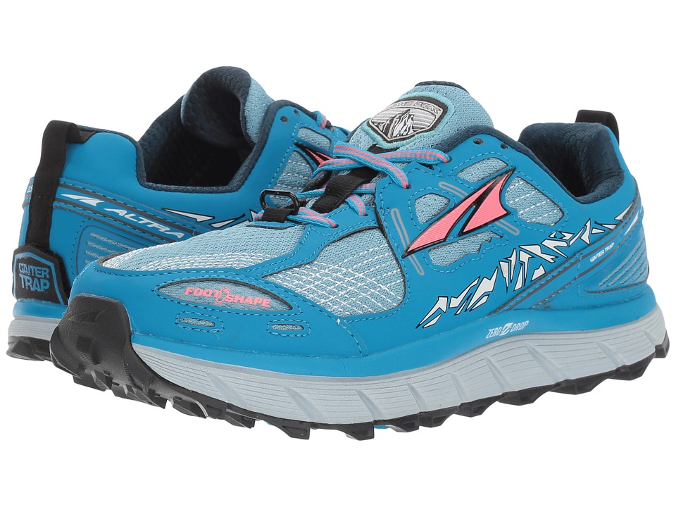 Altra Footwear - Lone Peak 3.5 (Blue) Women's Running Shoes