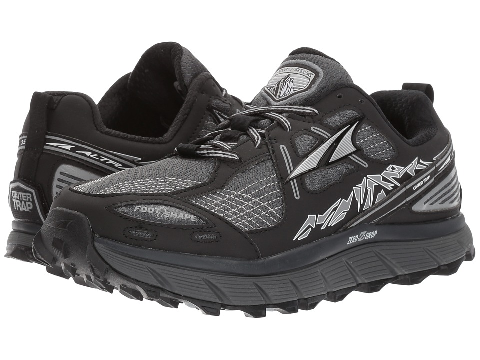 Altra Footwear - Lone Peak 3.5 (Black) Women's Running Shoes