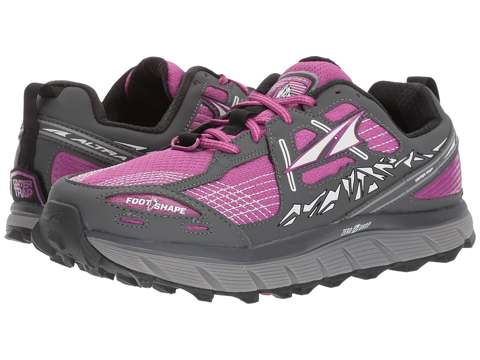 Altra Footwear - Lone Peak 3.5 (Purple) Women's Running S...