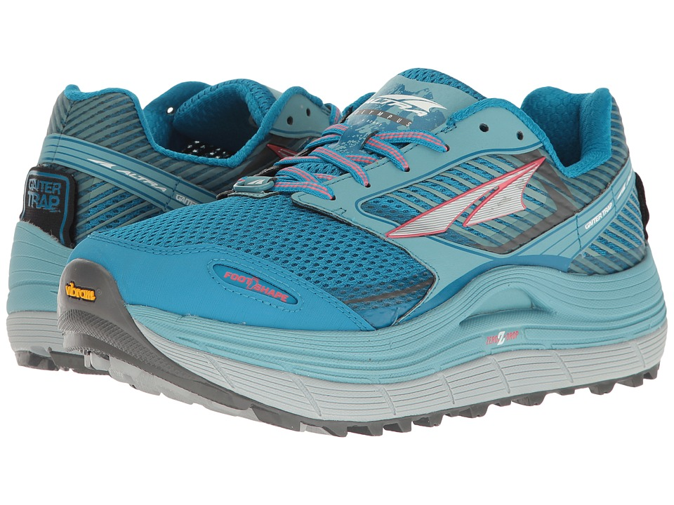 Altra Footwear Olympus 2.5 (Blue) Women