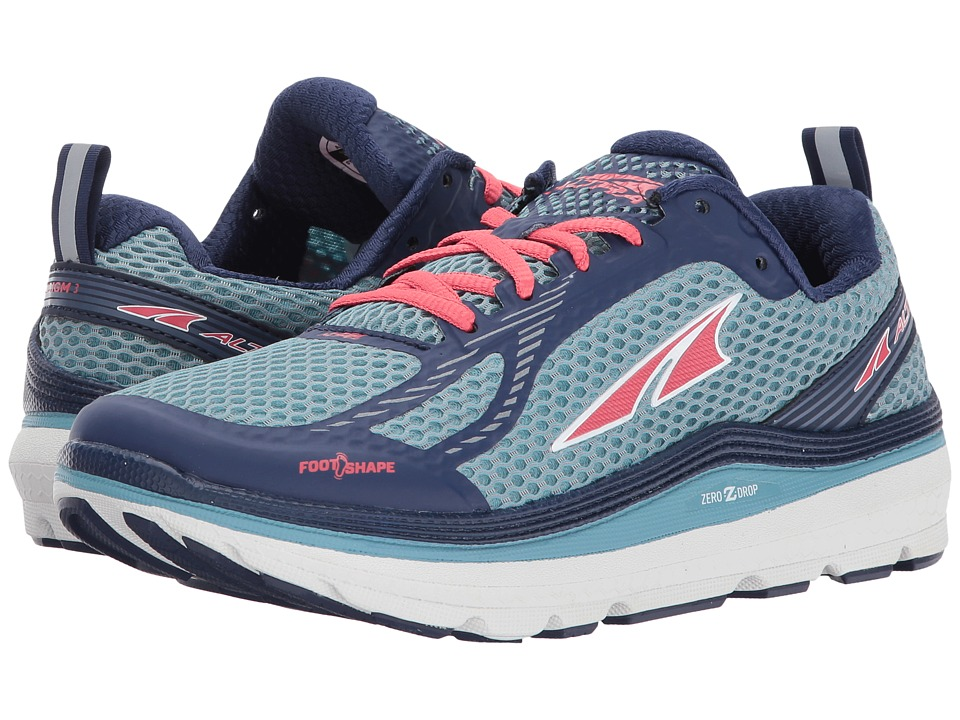 Altra Footwear - Paradigm 3 (Dark Blue) Womens Running Shoes