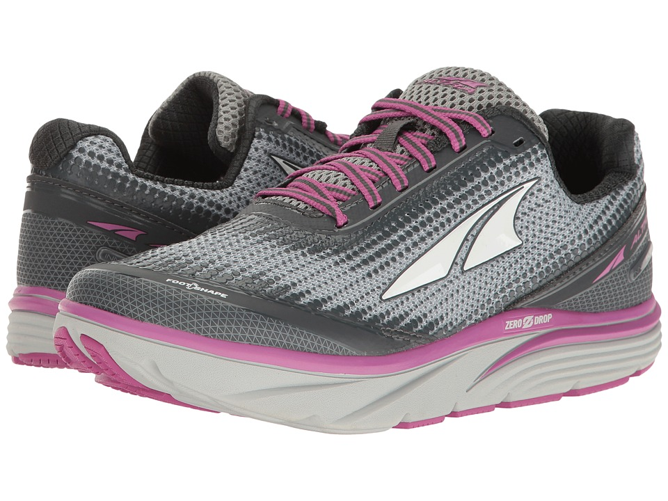 Altra Footwear - Torin 3 (Gray/Pink) Women's Running Shoes