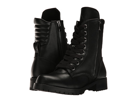 Boots, Combat, Black, Women | Shipped Free at Zappos