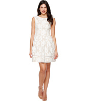 Vince Camuto - Novelty Lace Fit and Flare Dress