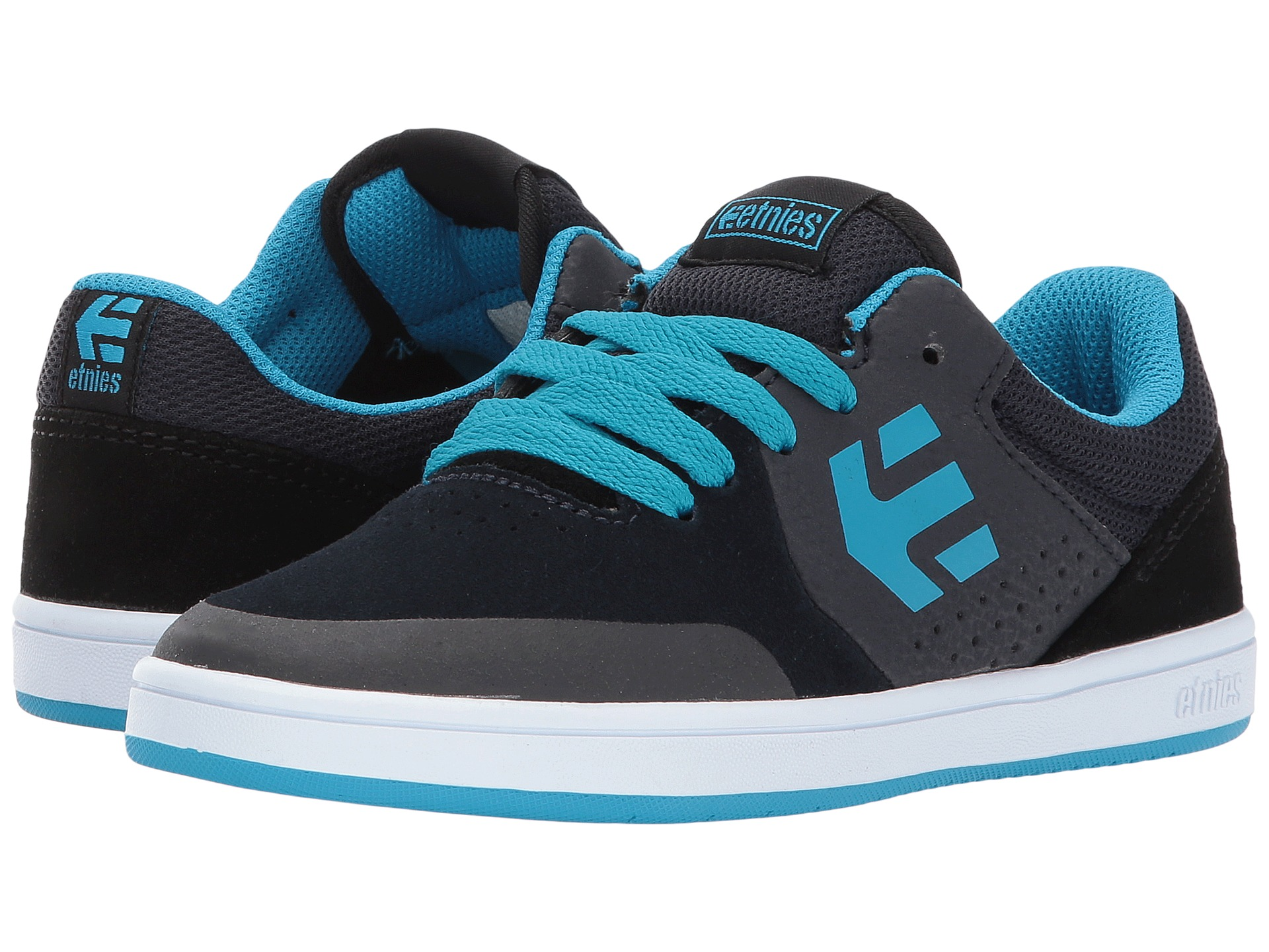 Etnies Toddler Shoes Size Chart