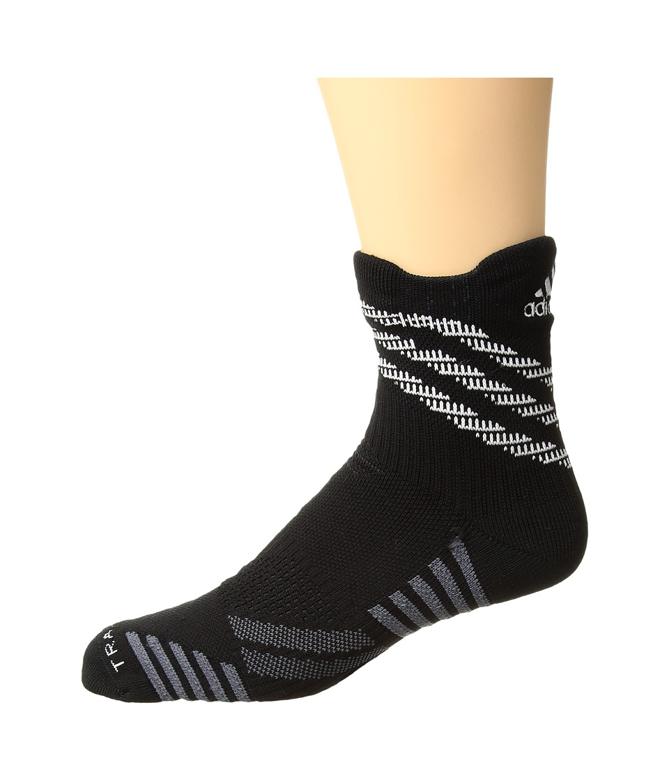 adidas - Speed Mesh Team High Quarter Socks