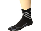 adidas Speed Mesh Team High Quarter Socks