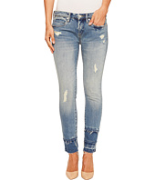 Blank NYC - Crop Skinny with Novelty Fray Hem in One Take Wonder