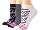 adidas Adigraphic 3-Pack No Show Socks