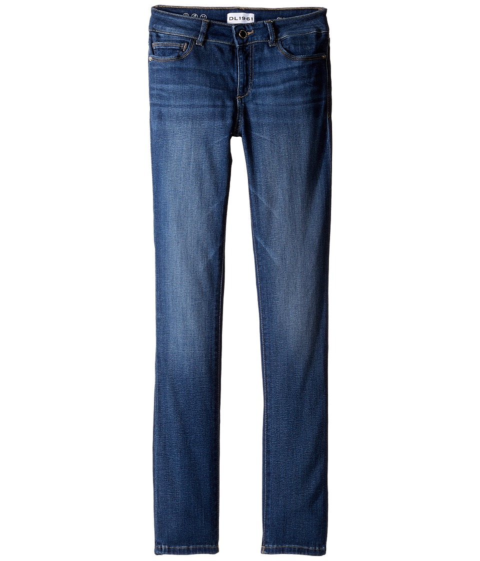 DL1961 Kids - Chloe Skinny Jeans in Parula (Big Kids) (Parula) Girls Jeans