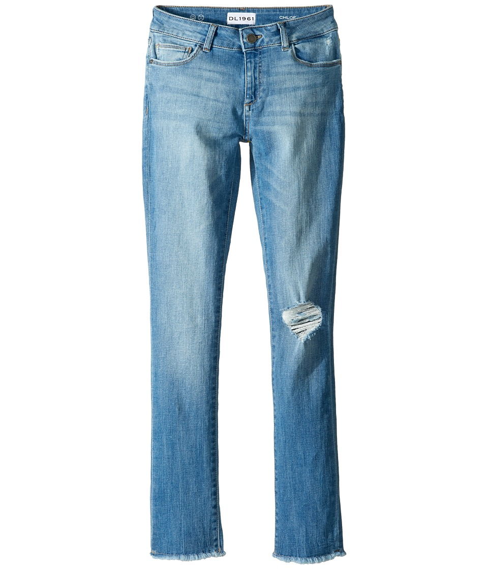 DL1961 Kids - Chloe Skinny Jeans in Foil