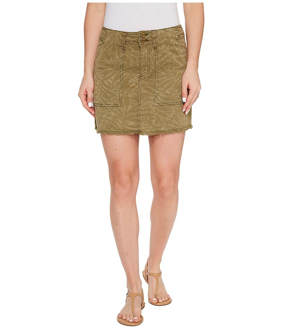 Sanctuary Lily Skirt (Palmaflage) Women