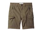DL1961 Kids - Finn Shorts with Cargo Pockets in Patrol (Big Kids)