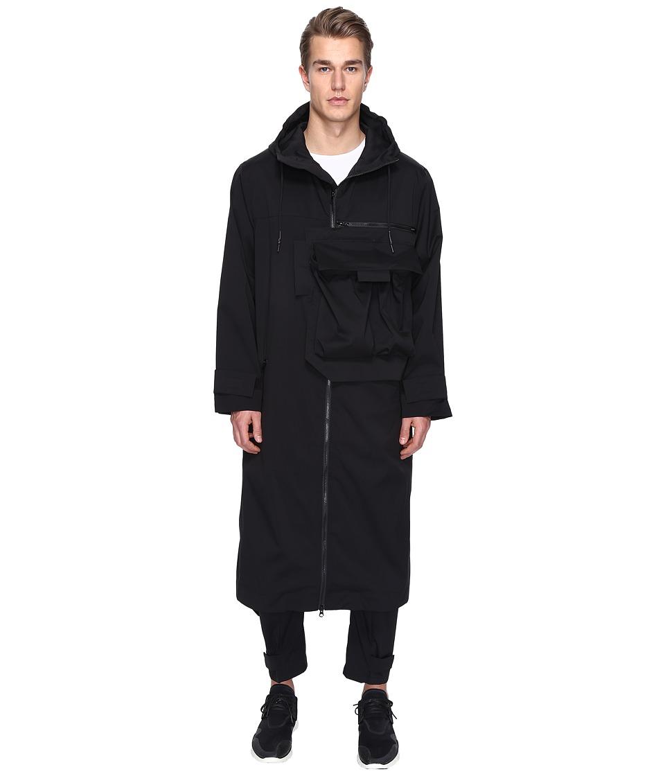 adidas Y-3 by Yohji Yamamoto - M Min Nylon Coat