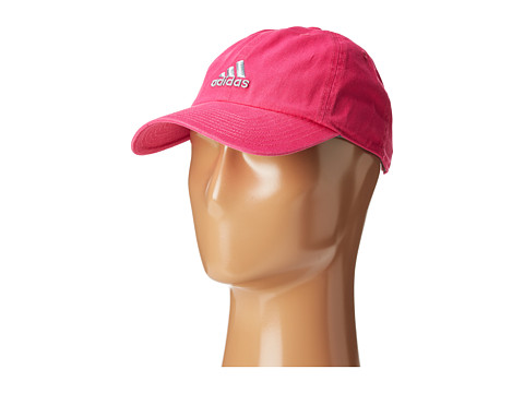 adidas Saturday Cap - Shock Pink/Clear Grey