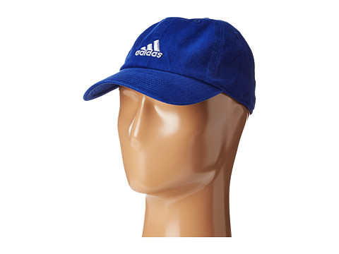 adidas Saturday Cap - Mystery Ink Blue/Prism Blue