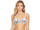 Mara Hoffman - Meridian Triangle Bikini Top