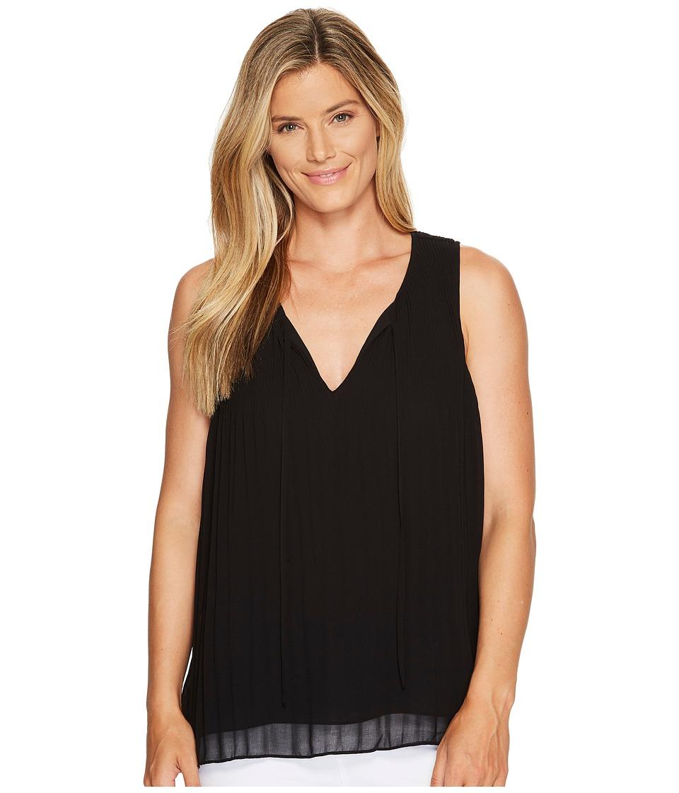 Sanctuary - Broadway Tee (Black) Womens T Shirt